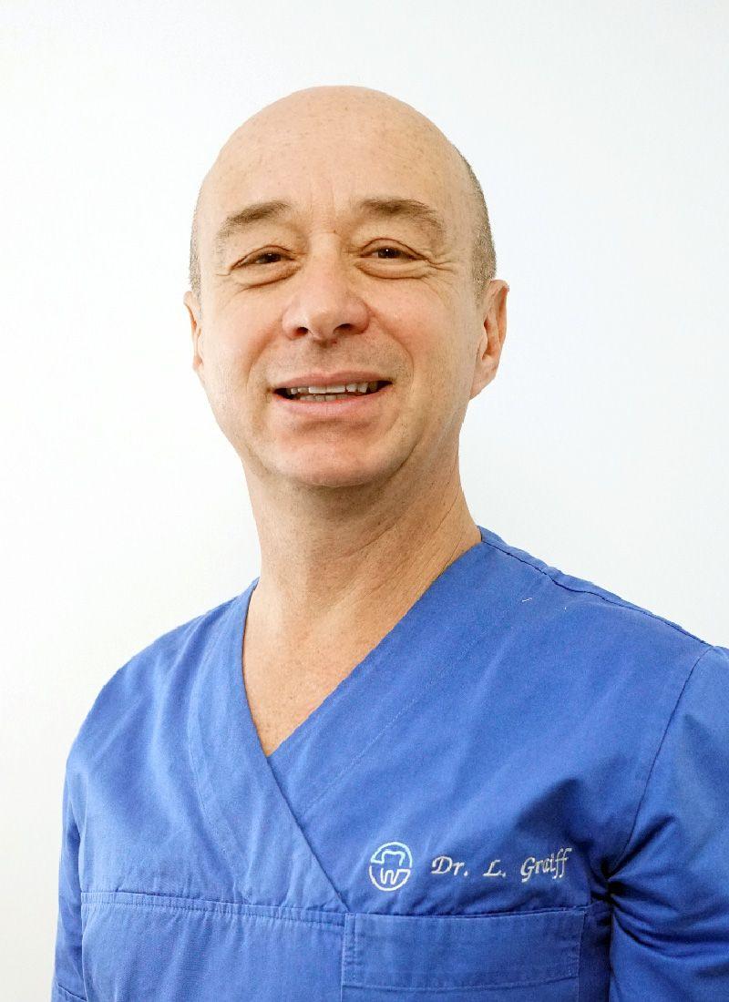 Dottor Lorenzo Graiff - Studio Dentistico Graiff e Sivolella a Padova
