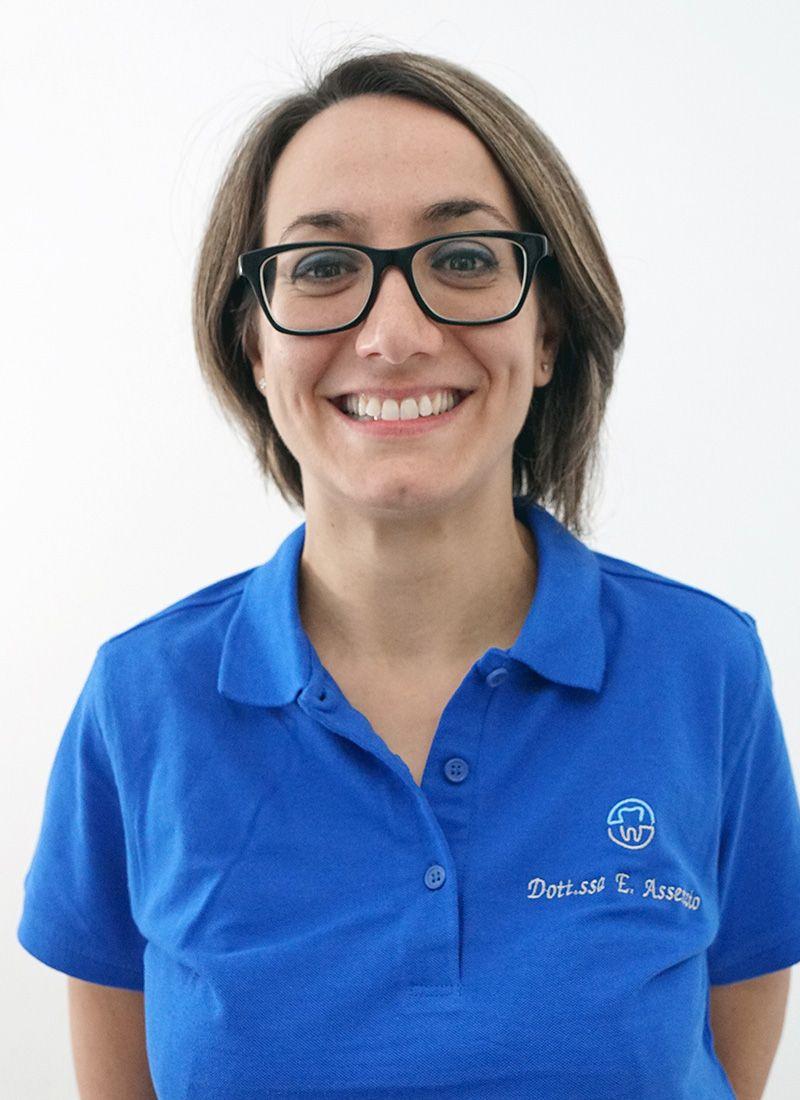Igienista Dottoressa Elena Assenzio - Studio Dentistico Graiff e Sivolella a Padova