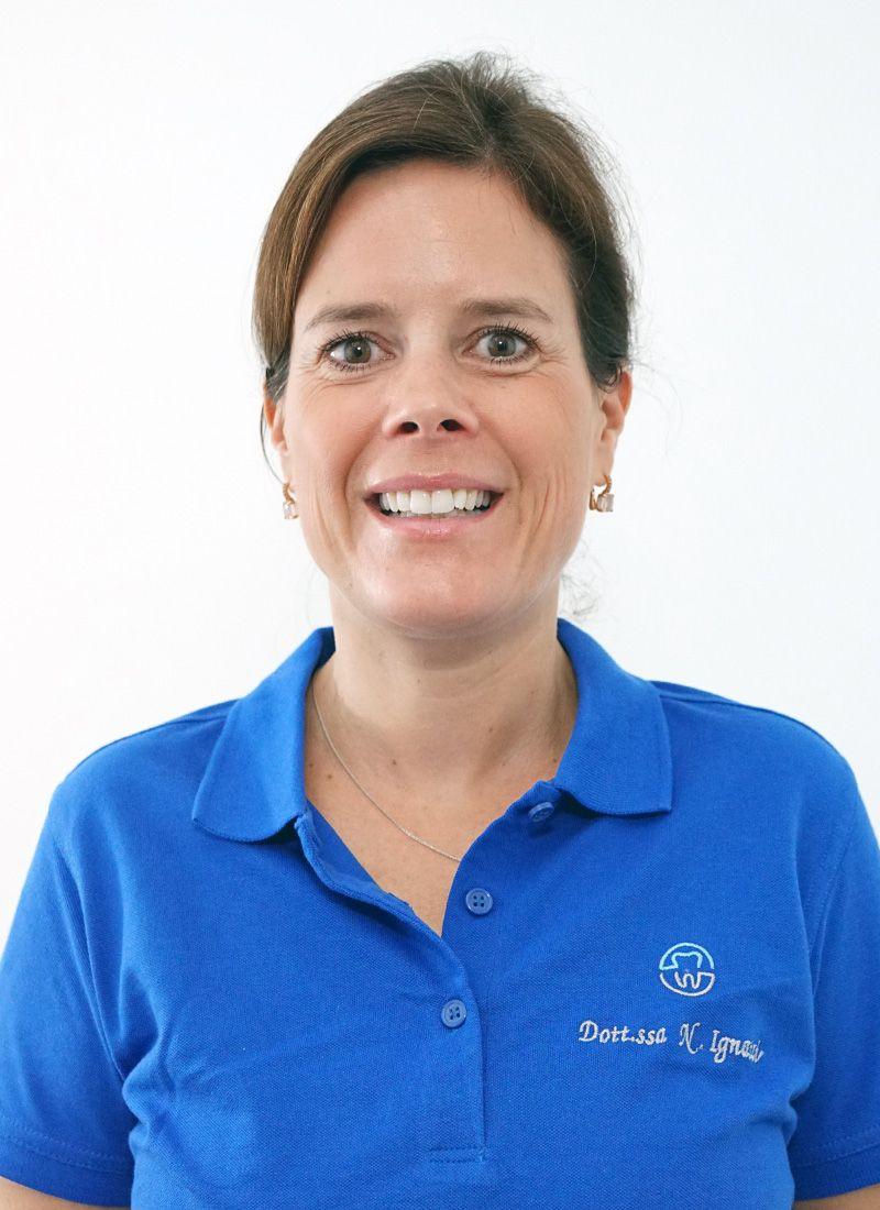 Dottoressa Nina Ignatzi - Studio Dentistico Graiff e Sivolella a Padova
