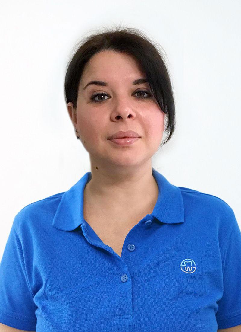 Assistente Elena Lescio - Studio Dentistico Graiff e Sivolella a Padova